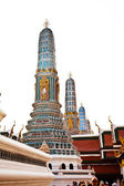 Famous temple in the inner Grand Palace — Stock Photo