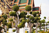 Phra Tinang Aporn Phimok Prasat Pavillion in the Grand Palace — Foto de Stock