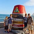 Southernmost Point marker, Key West, USA — Stock Photo #5804585