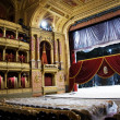 Old state opera Opera house in Budapest — Stock Photo