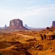 John Ford's Point at Monument Valley — Stock Photo