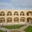 Monastery Jeronimos in Belem, near Lisbon, famous monastery in P — Stock Photo #5826951