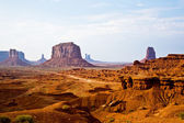 John Ford's Point at Monument Valley — Photo