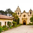 Carmel Mission — Stockfoto #5897706