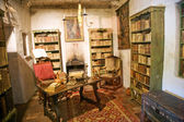 Carmel Mission San Carlos Borromeo in  Carmel,library — Stock Photo