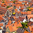 Cityview of old historic town of Oberursel, Germany. - Photo