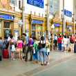 Buy ticketst in famous West Train Station — Stock Photo #5992753