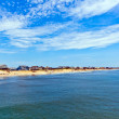 Beautiful beach at the outer banks in america — Stock Photo #5997410