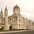 Monastery of Jeronimos — Stock Photo