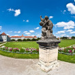 Park in nymphenburg castle, munich — Stock Photo #6089172