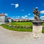 Park in nymphenburg castle, munich — Stock Photo #6089181