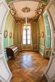 Interior en el castillo de nymphenburg, múnich — Foto de Stock