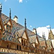 Famous hospice in Beaune, France — Stock Photo #6174528
