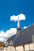 Знаменитый Хоспис в Бон, Франция — Стоковое фото