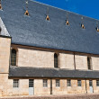Famous hospice in Beaune, France — Stock Photo #6180380