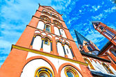 Famous gothic dome in Limburg — Stock Photo