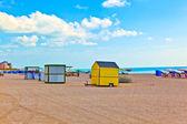 South Miami beyaz plaj beachlife — Stok fotoğraf