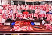 Verse vis op de markt — Stockfoto