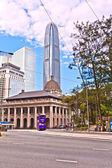 HONGKONG legislative council building — Stock Photo