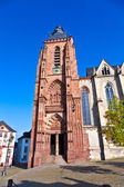 Krásný středověký dome v wetzlar, Německo. — Stock fotografie