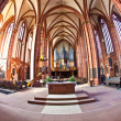 Beautiful ceiling and hall in dome of Wetzlar - Stock fotografie