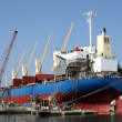 Ship yard — Stock Photo #5489959