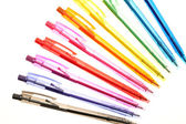 Colorful pens — Foto de Stock