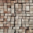 Stack of boards - Stock Photo