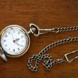 Pocket watch — Stock Photo #5492195