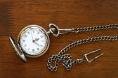 Relógio de bolso. — Fotografia Stock