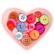 Colorful buttons — Stock Photo #5513512