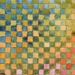Stock Photo: Mosaic wallpaper