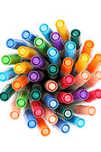 Colorful pens — Stock Photo