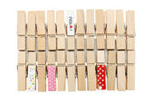 Clothespin — Stock Photo