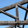 Old beam - Stock Photo