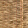 Stock Photo: Bamboo blind