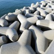 Breakwater - Stockfoto