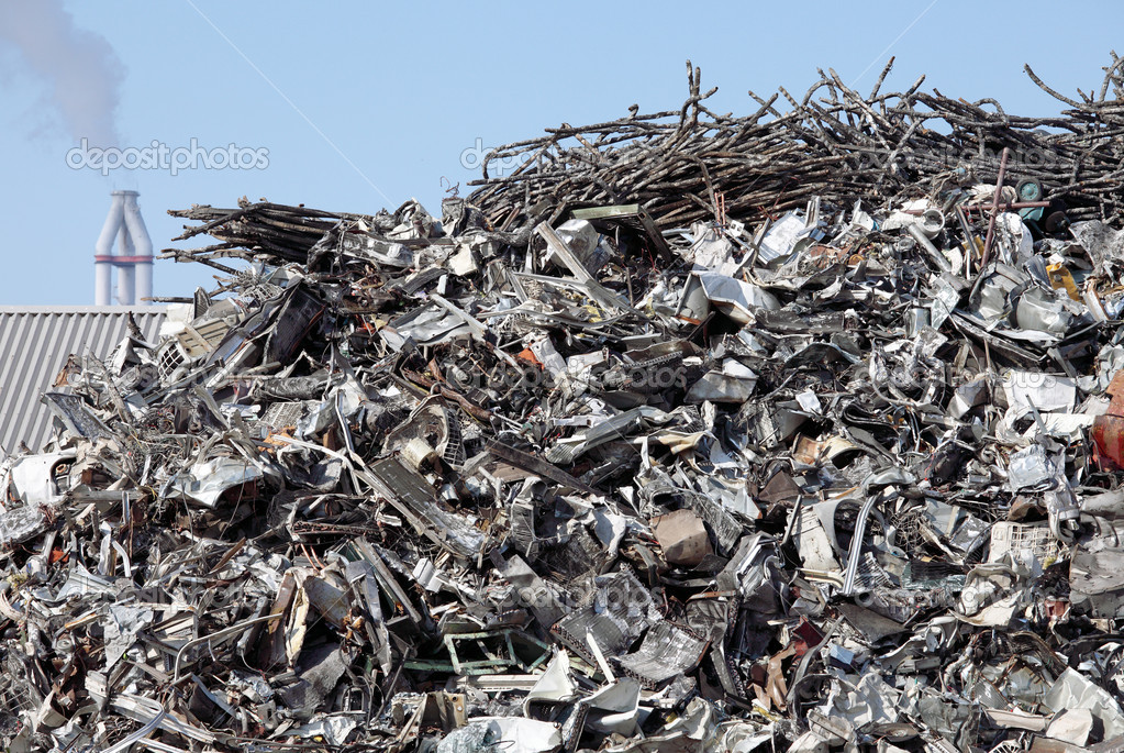 """impact of recycling scrap metals Analysts said it could start making an impact on the market as early as  """"iron ore  demand is going to be in decline from 2017 because scrap."""