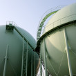 Storage tank — Stock Photo