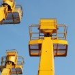 Stock Photo: Cherry picker