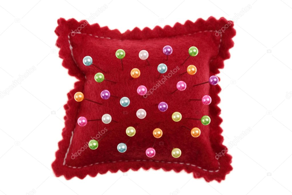 Patchwork Pincushion - Better Homes and Gardens Online