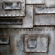 Metal texture — Stock Photo #6025554