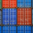 Cargo container — Stock Photo #6025631