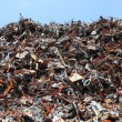Scrap metal - Stock Photo