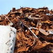 Pile of scrap metal - 