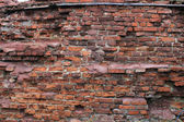 Fotress bricks wall — Stock Photo
