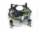 CPU cooler — Stock Photo