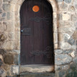 Royalty-Free Stock Photo: Old castle door