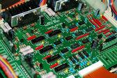 Electronic board — Stock Photo