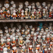 Vietnamese traditional dolls. - Stock Photo